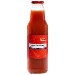 PomidoLove - sok 100% tłoczony - 750ml