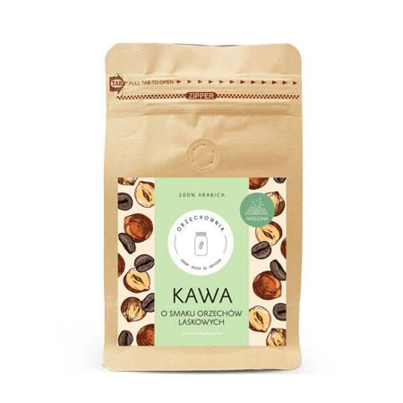Kawa o smaku orzechów laskowych mielona 200g