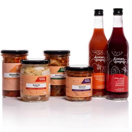 Zestaw Kimchi Premium